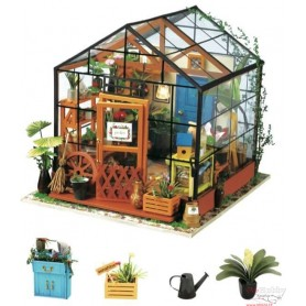 Miniature Dollhouse Room Box Kit - DIY