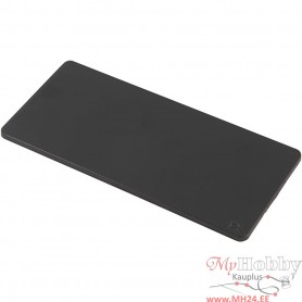 Cutting Mat, size 16,5x7,5 cm, thickness 4 mm, 1 pc