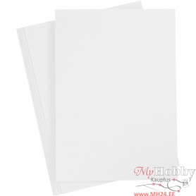 Paper, white, A4, 210x297 mm, 80 g, 20 pc/ 1 pack
