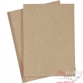 Paper, natural, A4, 210x297 mm, 80 g, 20 pc/ 1 pack