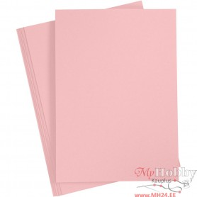 Paper, light red, A4, 210x297 mm, 80 g, 20 pc/ 1 pack