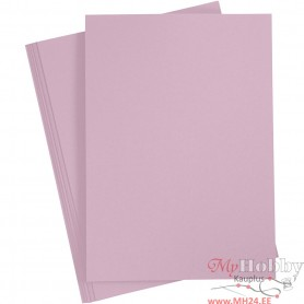Paper, light lilac, A4, 210x297 mm, 80 g, 20 pc/ 1 pack