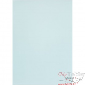 Vellum paper, light blue, A4, 210x297 mm, 100 g, 10 sheet/ 1 pack