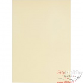 Vellum paper, natural, A4, 210x297 mm, 100 g, 10 sheet/ 1 pack