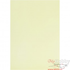 Vellum paper, light green, A4, 210x297 mm, 100 g, 10 sheet/ 1 pack