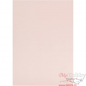 Vellum paper, light red, A4, 210x297 mm, 100 g, 10 sheet/ 1 pack