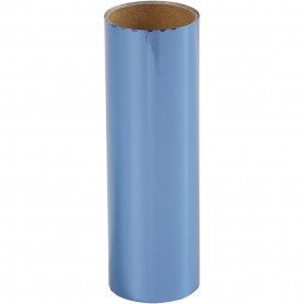 Deco Foil, dark blue, W: 15,5 cm, 50 cm/ 1 roll