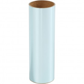 Deco Foil, light blue, W: 15,5 cm, 50 cm/ 1 roll