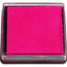Ink Pad, pink, size 40x40 mm, 1 pc