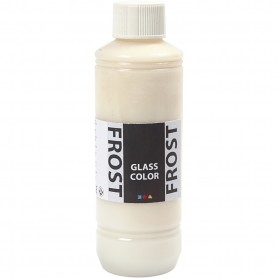 Glass Color Frost Lacquer, 250 ml/ 1 bottle