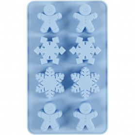 Silicone mould, light blue, 12,5 ml, 1 pc/ 1 pack