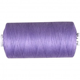 Sewing Thread, purple, 1000 m/ 1 roll