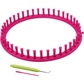 Knitting Loom, D: 27 cm, 1 pc