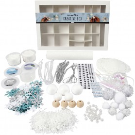 Creative box, Winter, 1 set
