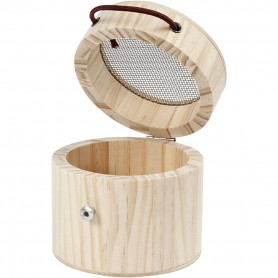 Insect Cage, H: 7,5 cm, D: 8,3 cm, 1 tk