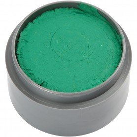 Water-based Face Paint, green, 15 ml/ 1 tub