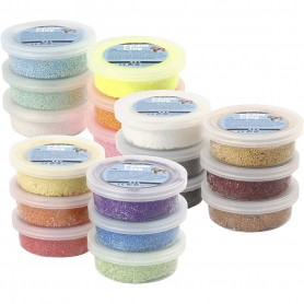 Foam Clay®, assorted colours, 3x30 pack/ 1 pack
