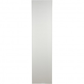 Perforated Back Display Panels, white, H: 1700 mm, W: 400 mm, 1 pc