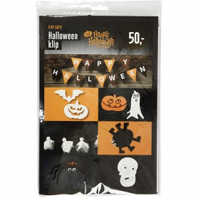 Halloween Decorating Kit, , 1set