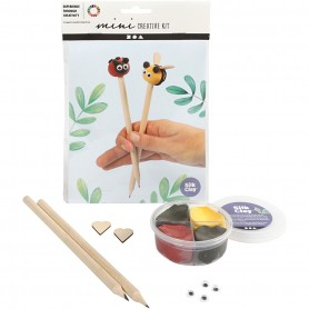 Mini Creative Kit, pencil tops, 1 set