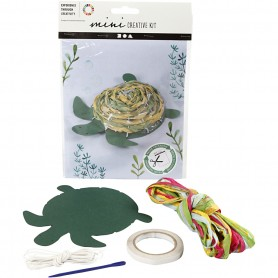 Creative mini kit, Turtle, 1 set