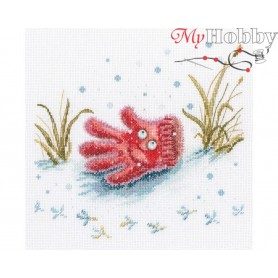Cross-stitch kit  size (cm) 23.5x22 - RTO M840
