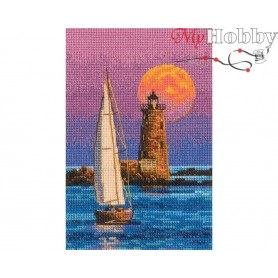 Cross-stitch kit  size (cm) 9.5x14 - RTO C338