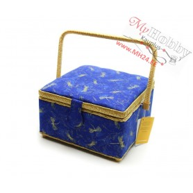RTO Toolbox / Sewing basket 4022-RT-32, size 23x23x14cm, 1pc
