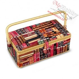 RTO Toolbox / Sewing basket 3890-RT-59, size 35x18x14cm, 1pc