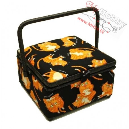 RTO Toolbox / Sewing basket 3942-RT-32, size 23x23x14cm, 1pc