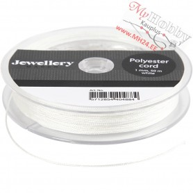 Polyester Cord, 50 m/ 1 roll