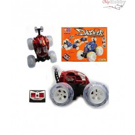 Dasher remote control car with lights and music HWA705792