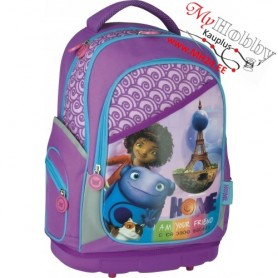 "School Backpack ""HOME"""
