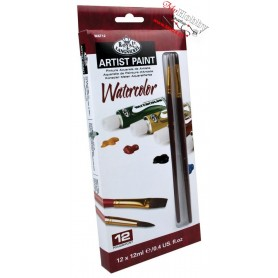 Watercolor Paint Royal & Langnickel Packs - 12 ml 12 pcs