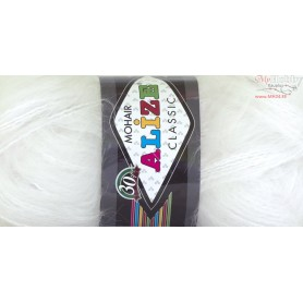 Yarn Alize Mohair Classic 100gr. - color # 55
