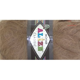 Yarn Alize Mohair Classic 100gr. - color # 7